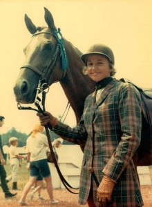 Karen and Topaz (Hunter, Pleasure, and Equitation Champions)