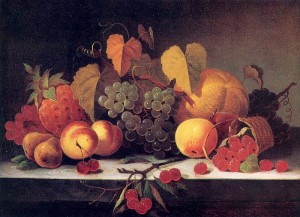 Mary Jane Peale STILL_LIFE_FRUIT